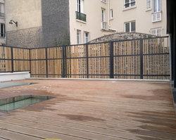 Renault Métal - Noisy-Le-Grand - Garde-corps et clôtures